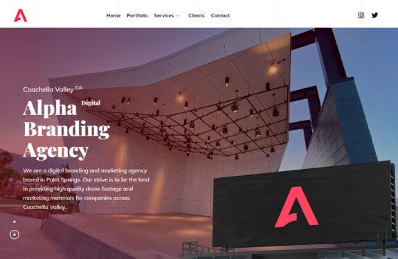 Project alpha-branding-agency